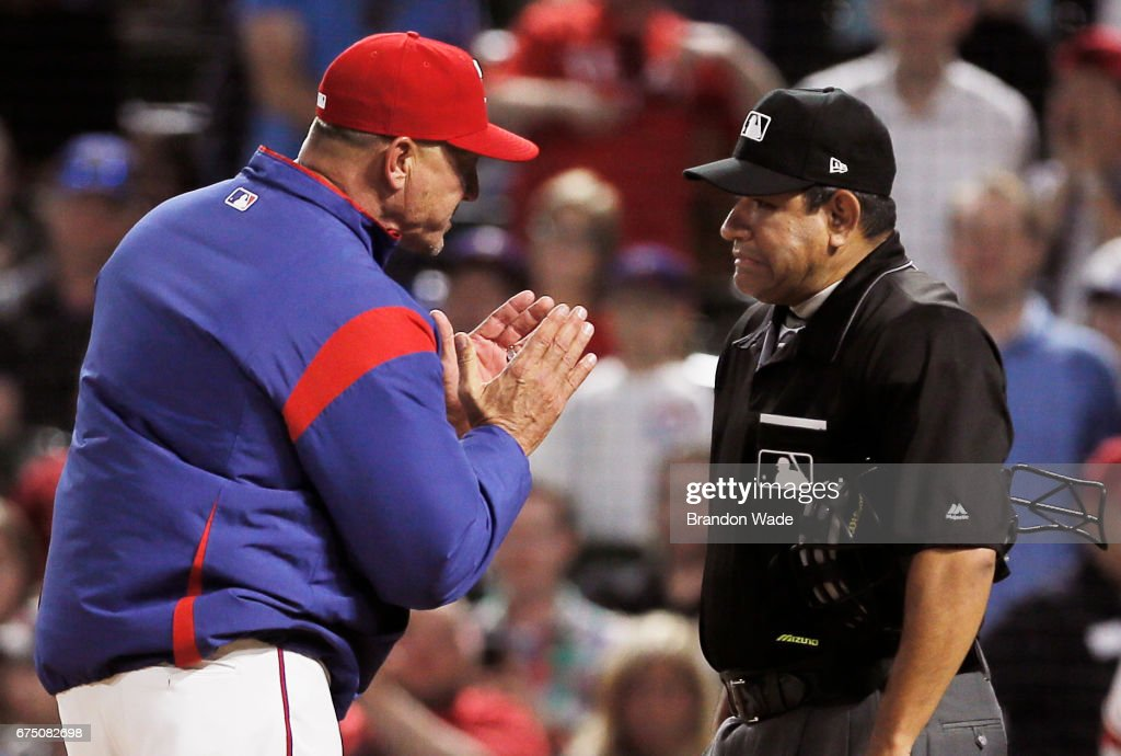 Minnesota Twins v Texas Rangers : News Photo
