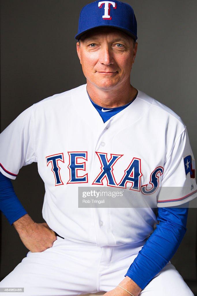 Texas Rangers Photo Day
