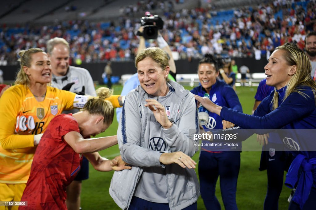 USA v Korea Republic: USWNT Victory Tour  Friendly : News Photo