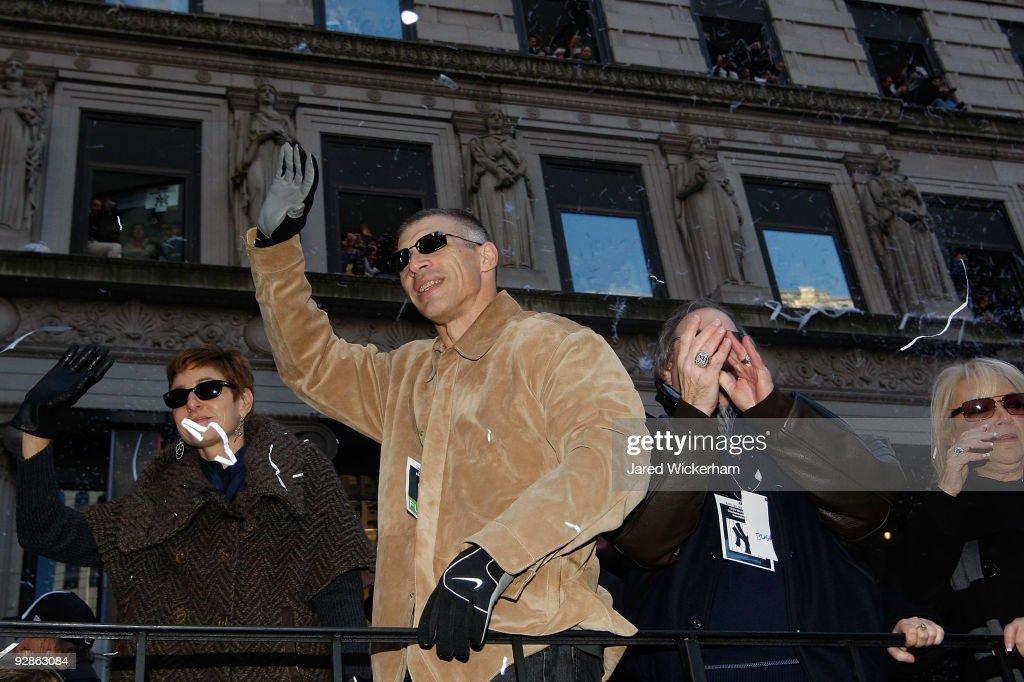 New York Yankees World Series Victory Parade