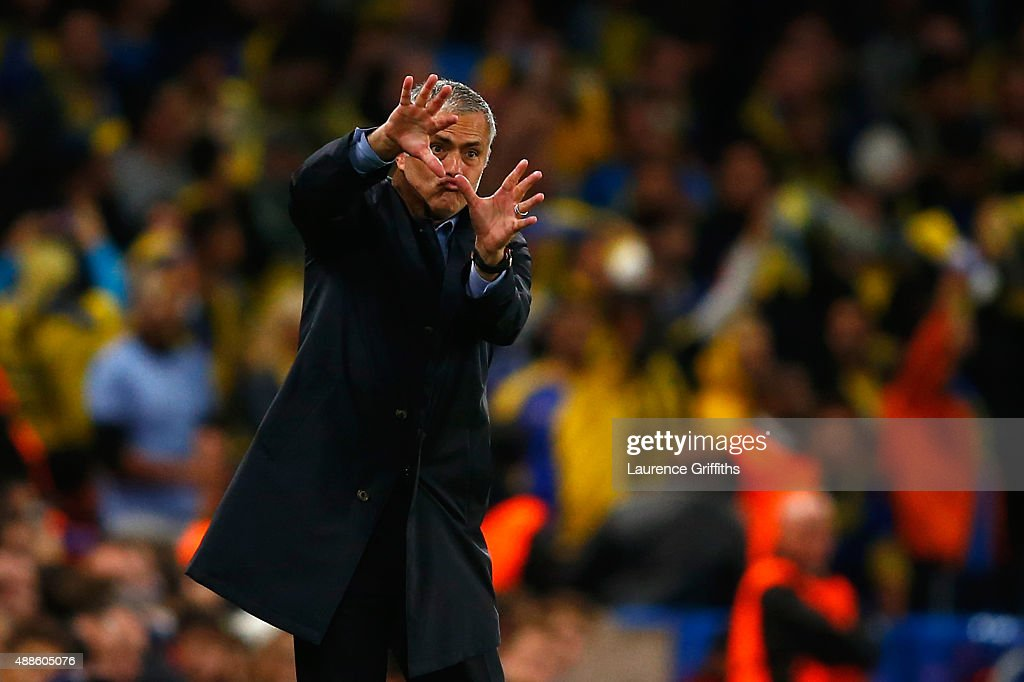 Chelsea FC v Maccabi Tel-Aviv FC - UEFA Champions League : News Photo