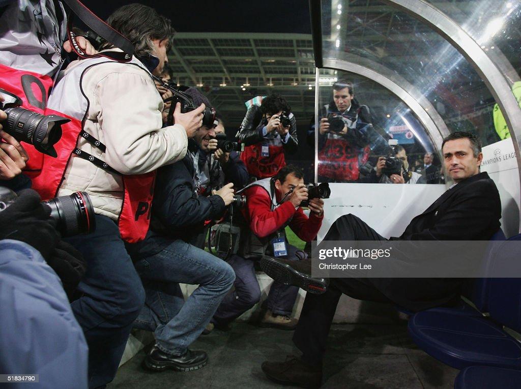 FC Porto v Chelsea : News Photo