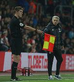 southampton england manager jose mourinho manchester