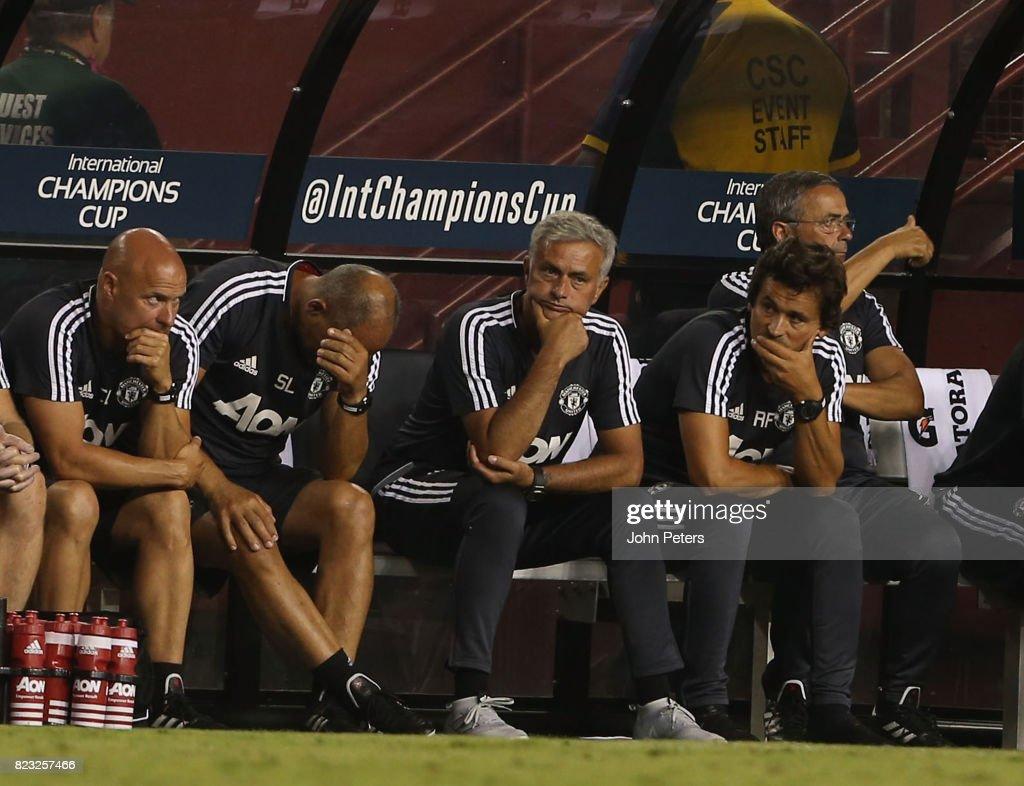 International Champions Cup 2017 - FC Barcelona v Manchester United : News Photo