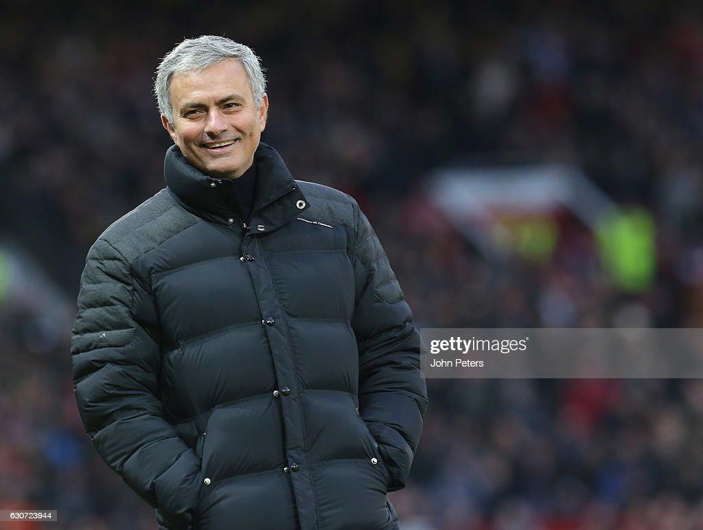 Manchester United v Middlesbrough - Premier League : ニュース写真