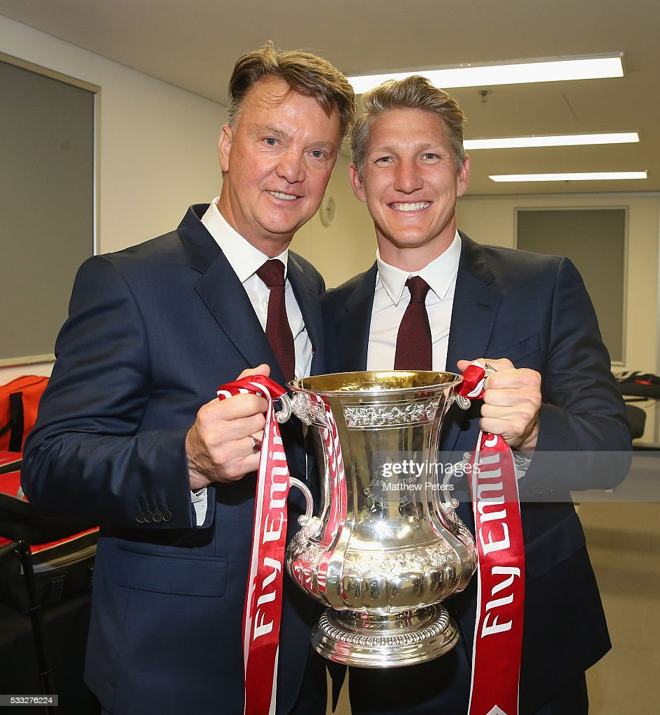 Manchester United v Crystal Palace - The Emirates FA Cup Final : News Photo