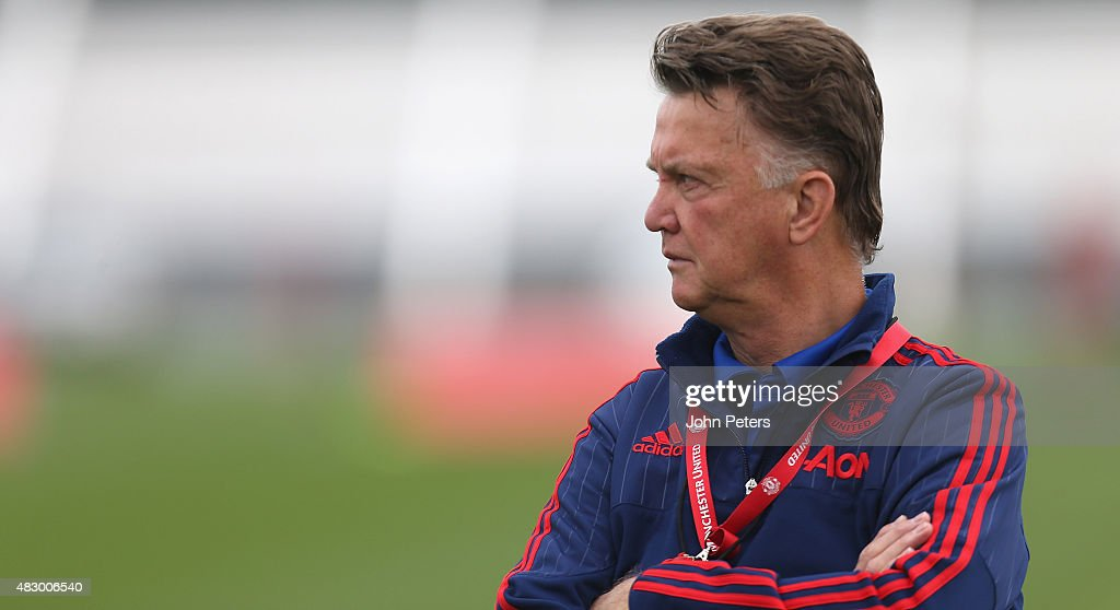 Manchester United Training Session : Fotografía de noticias