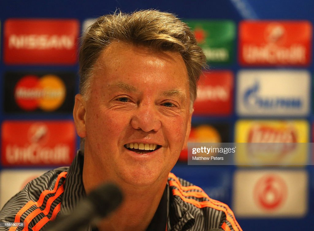 Manchester United FC Training Session and Press Conference : News Photo