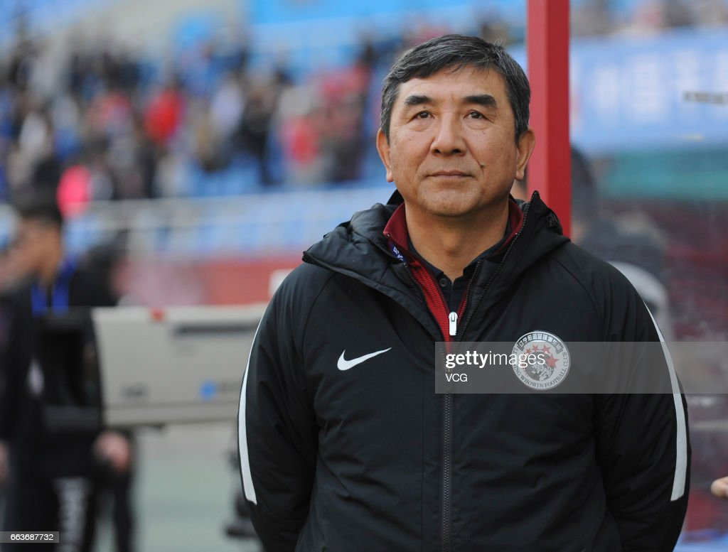 Liaoning Whowin v Jiangsu Suning - China Super League