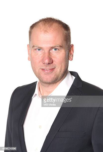 Manager Magnus Haglund of IF Elfsborg poses during a portrait session on March 11 2015 in BorasSweden