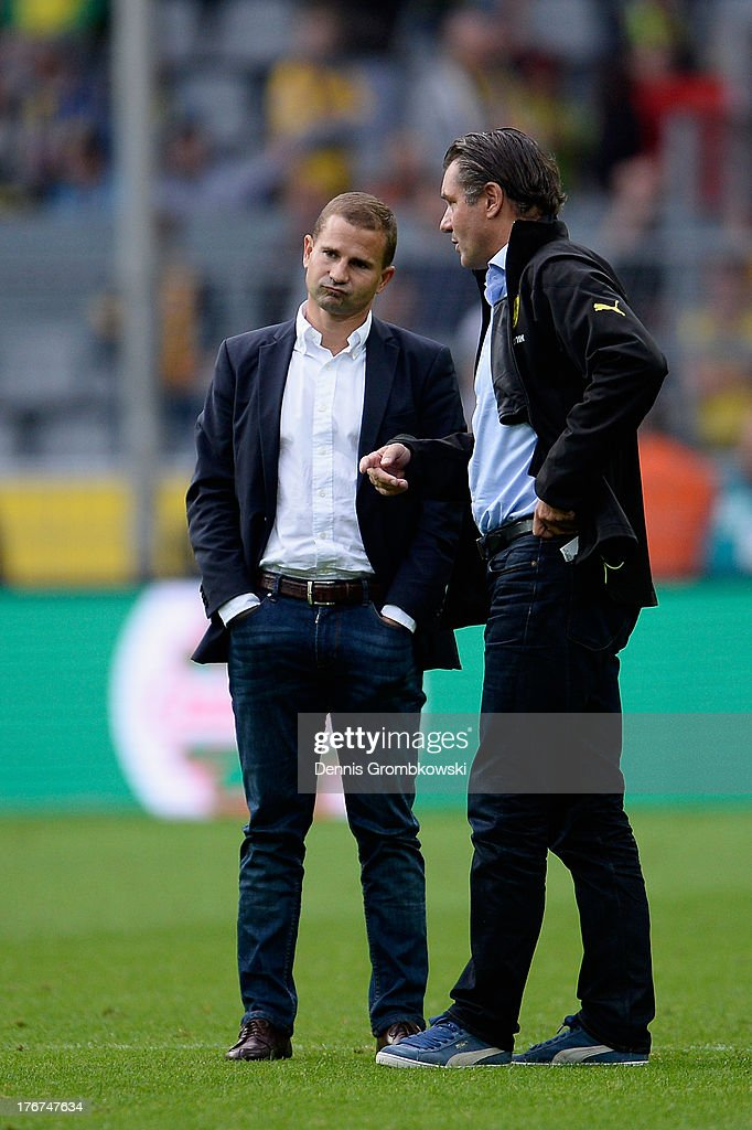 Borussia Dortmund v Eintracht Braunschweig - Bundesliga