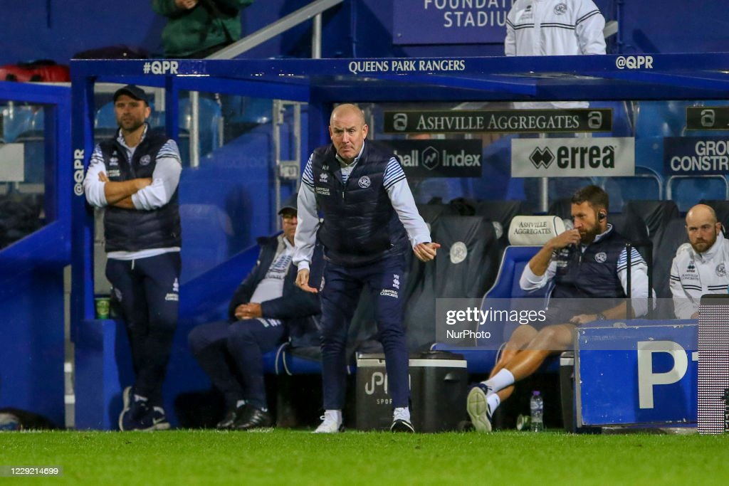 Qpr manager betting odds 1 no risk matched betting save the student