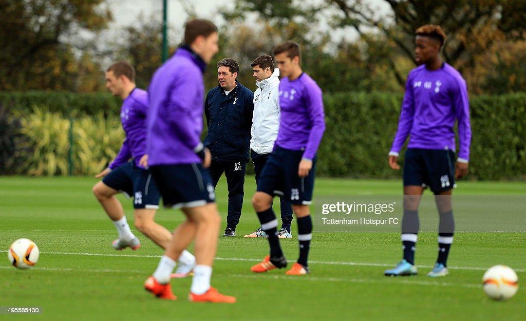 Tottenham Hotspur Training Session : Photo d'actualité