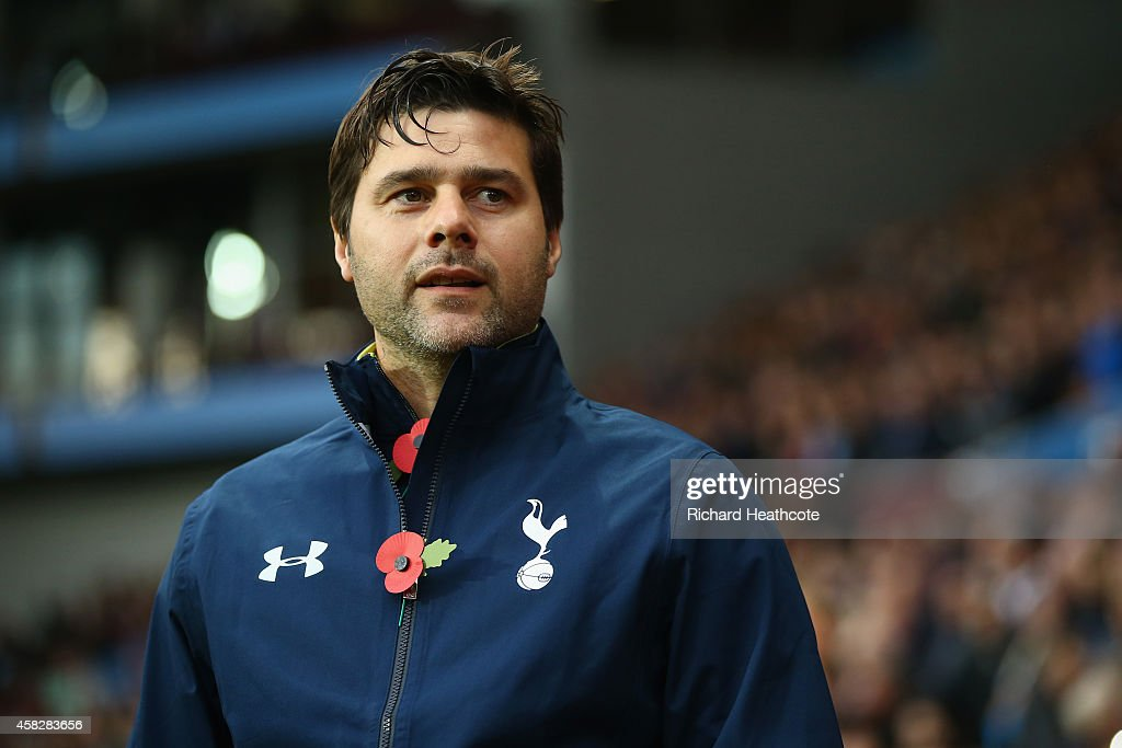 Aston Villa v Tottenham Hotspur - Premier League : News Photo