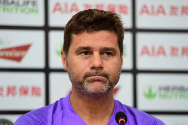 CHN: Tottenham Hotspur Official Training & Press Conference