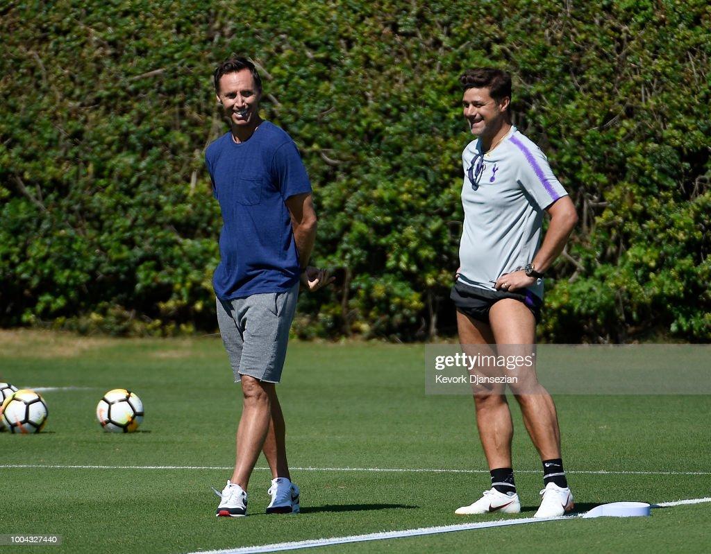 Tottenham Hotspur Pre-Season Training Session : News Photo