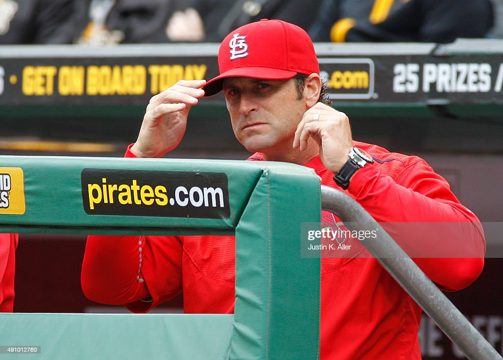 St Louis Cardinals v Pittsburgh Pirates - Game One : News Photo