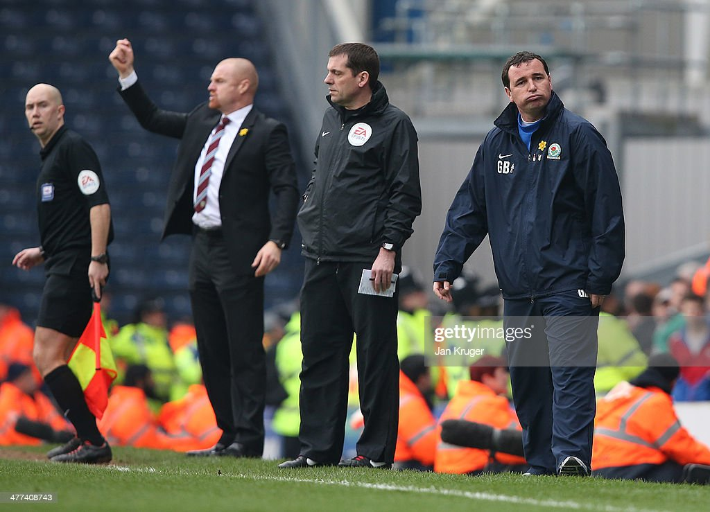 Blackburn Rovers v Burnley - Sky Bet Championship : News Photo
