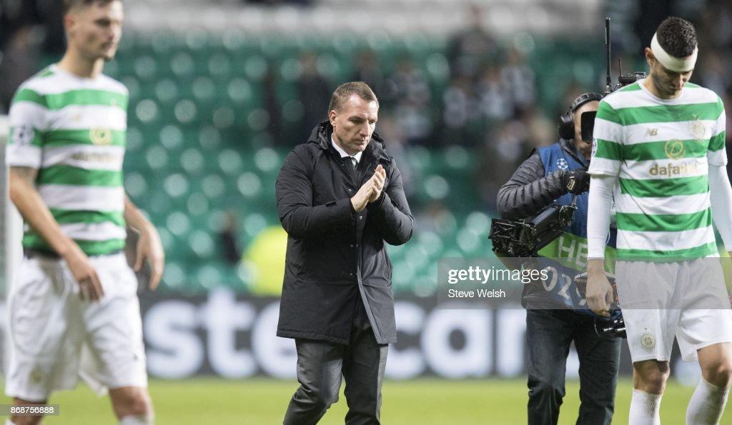 Celtic v Bayern Muenchen - UEFA Champions League , : News Photo