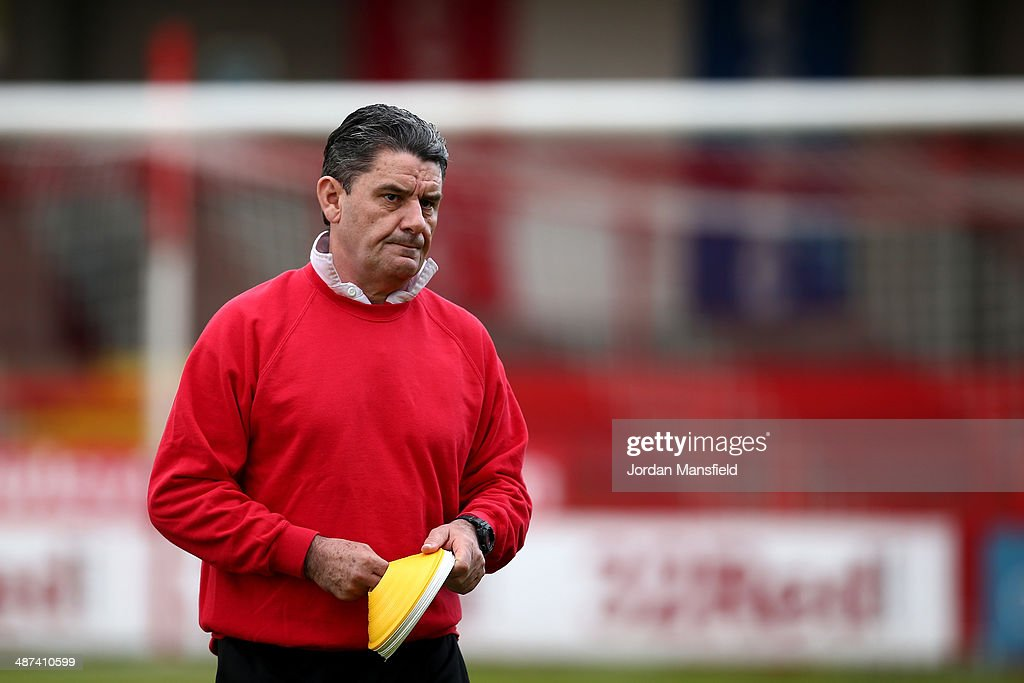 Crawley Town v Carlisle United - Sky Bet League One