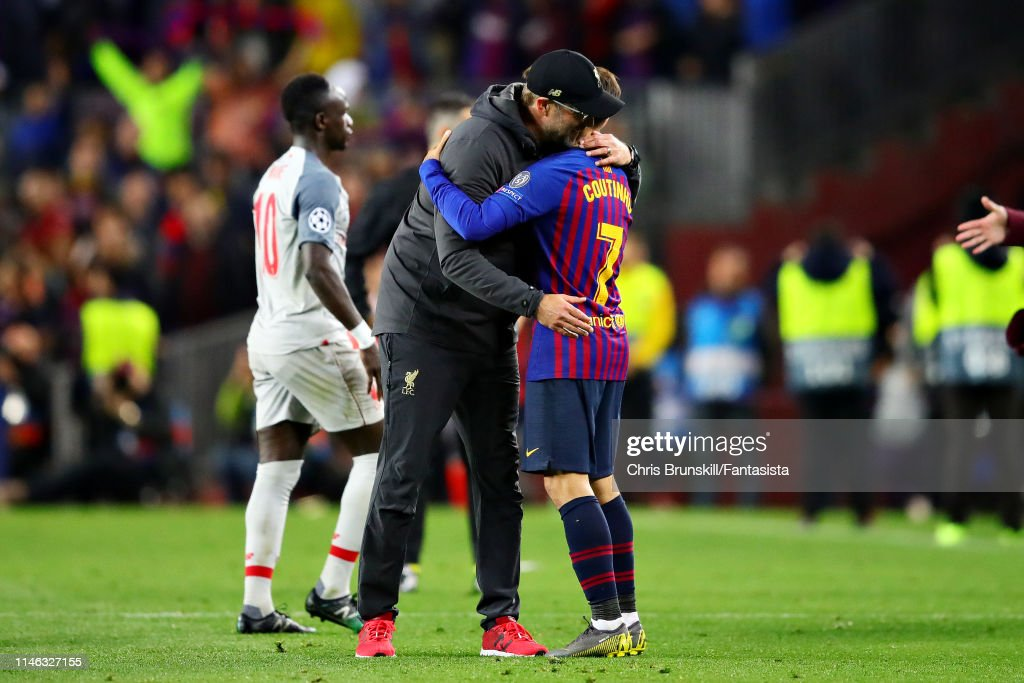https://media.gettyimages.com/photos/manager-of-liverpool-jurgen-klopp-hugs-philippe-coutinho-of-fc-after-picture-id1146327155