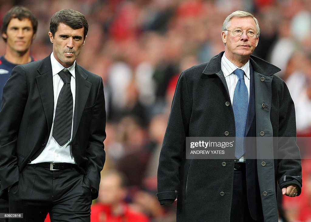 (FILES) Manager of Manchester United Ale : News Photo