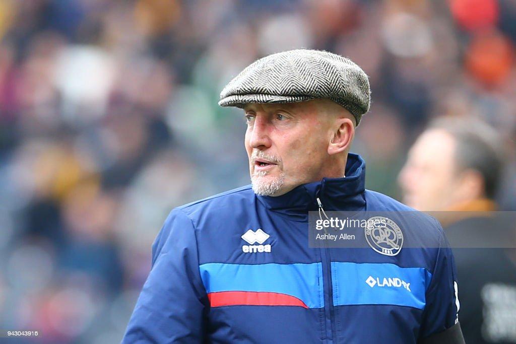 Hull City v Queens Park Rangers - Sky Bet Championship : News Photo