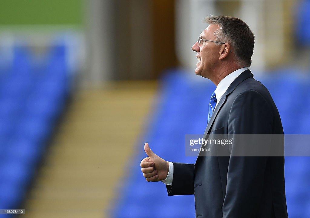 Reading v Swansea City - Pre Season Friendly