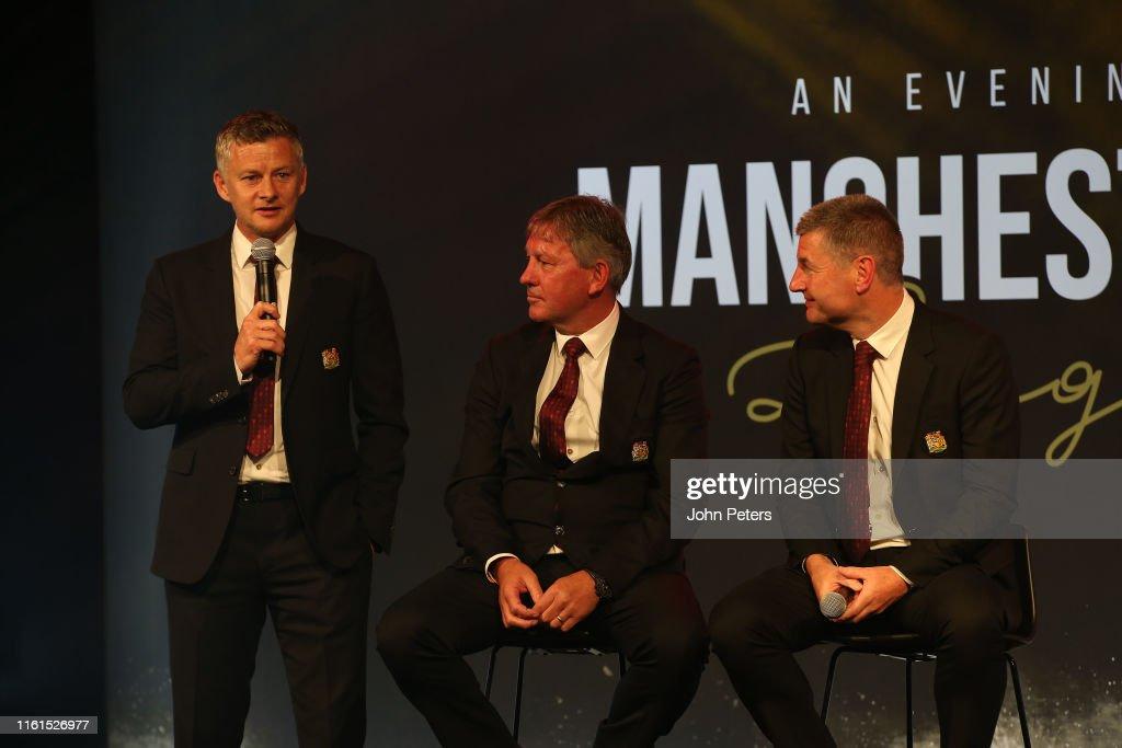 Manchester United Pre-Season Tour - Day 5 : News Photo