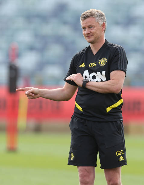 AUS: Manchester United Pre-Season Tour - Day 4