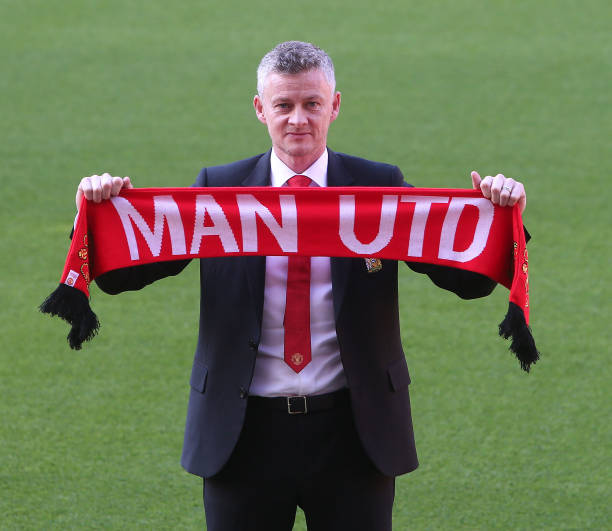 GBR: Manchester United Press Conference to Confirm Ole Gunnar Solskjaer as Full-Time Manager