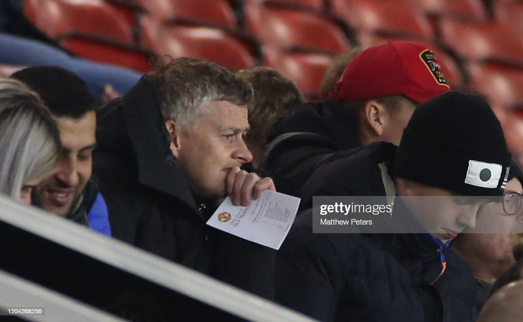 Manchester United v Leeds United - FA Youth Cup: Fifth Round : News Photo