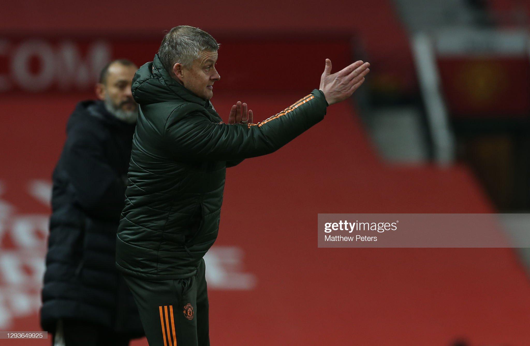 Manchester United v Wolverhampton Wanderers - Premier League : News Photo