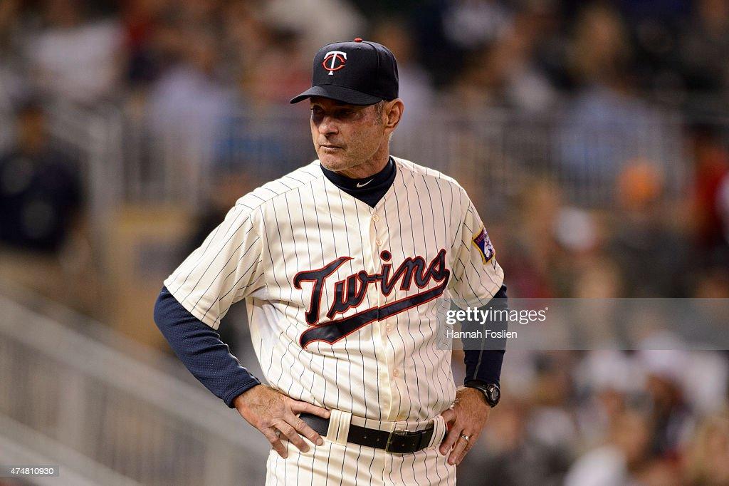 Oakland Athletics v Minnesota Twins : News Photo