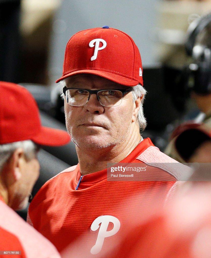 Philadelphia Phillies vs New York Mets : News Photo