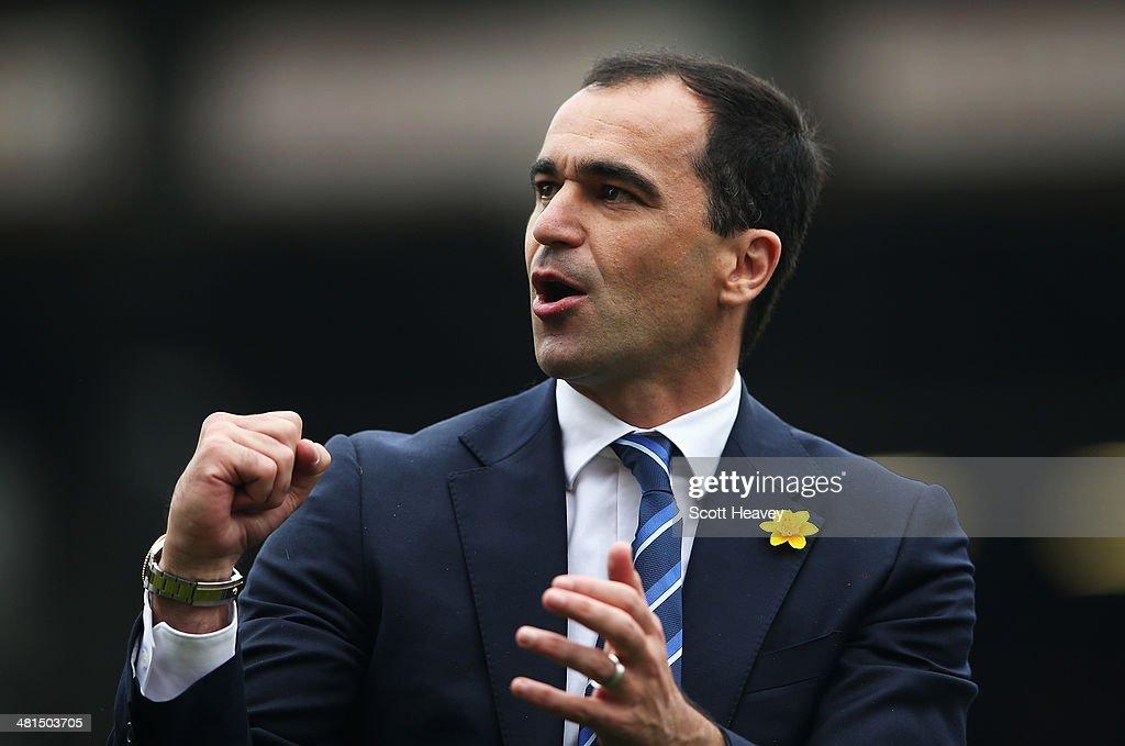 Fulham v Everton - Premier League : News Photo