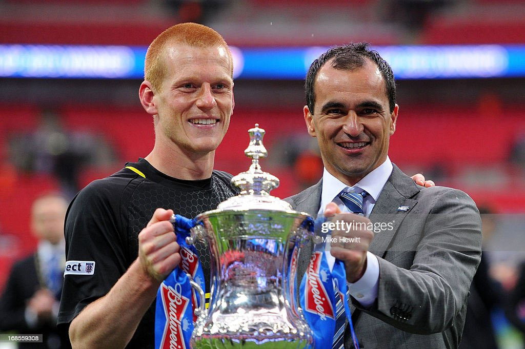 Manchester City v Wigan Athletic - FA Cup Final : News Photo
