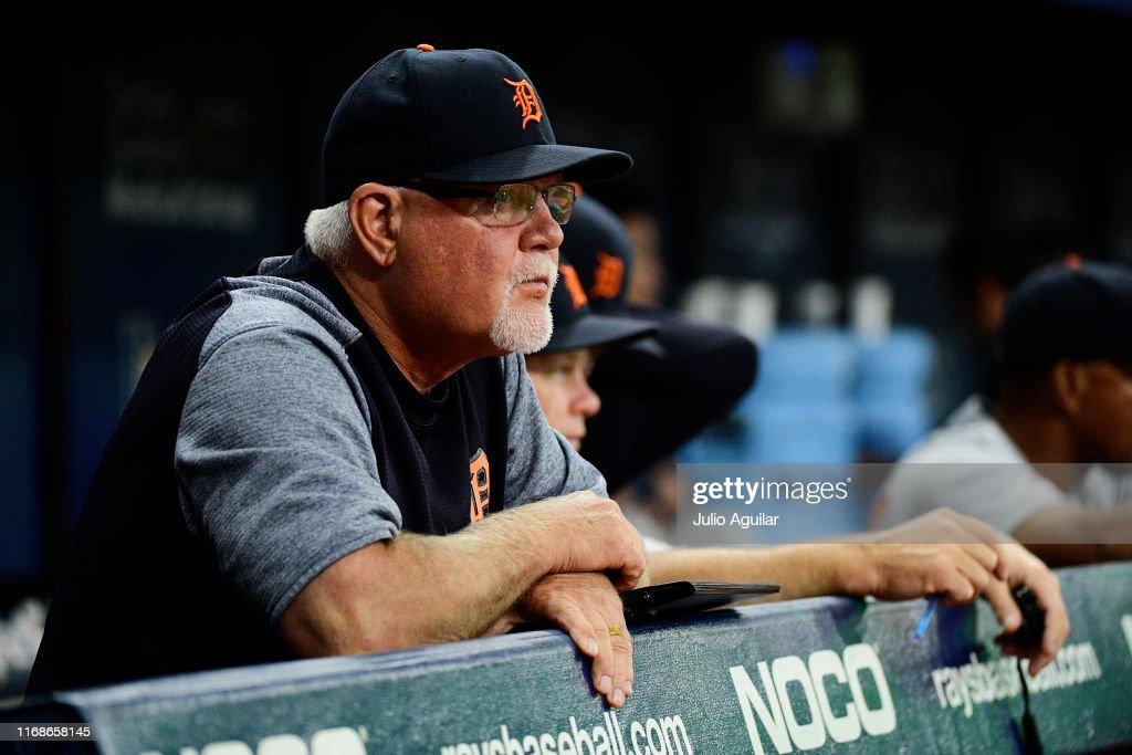 Detroit Tigers v Tampa Bay Rays : News Photo