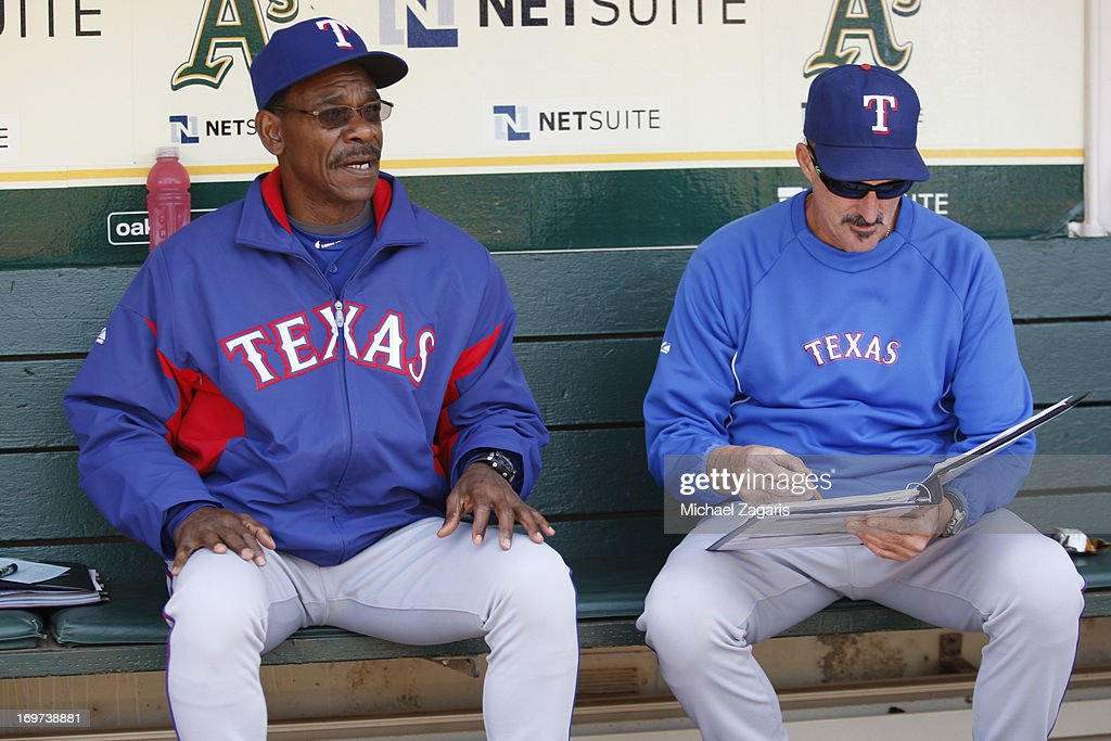 Image result for ron washington and mike maddux