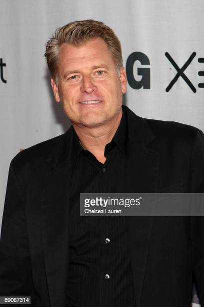 """Manager / television personality Joe Simpson arrives at the Los Angeles premiere party for """"The Phone"""" at MyHouse on April 20, 2009 in Los Angeles,..."""