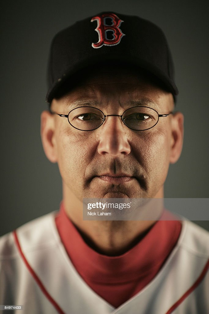 Boston Red Sox Photo Day : News Photo
