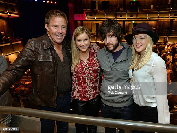 Manager TK Kimbrell Laura Covington Singers/Songwriters Shannon Campbell and Ashley Campbell Son and Daughter of Recording Artist Glen Campbell...