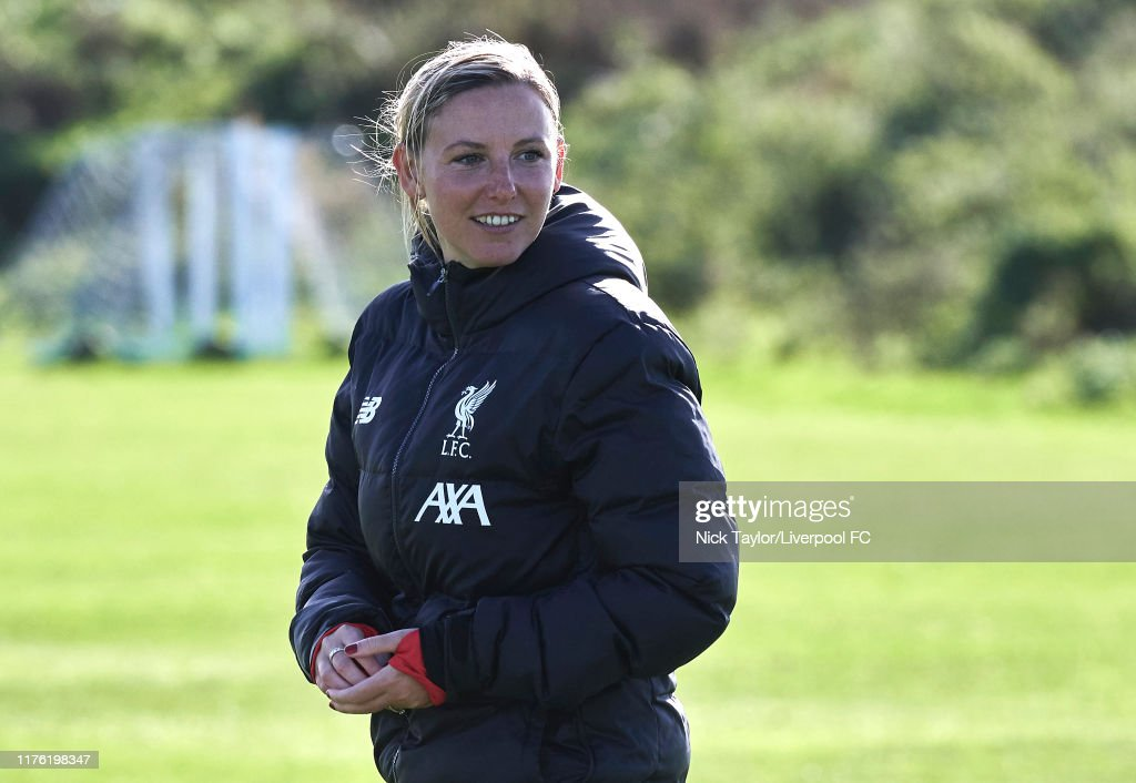 Liverpool Women Training Session : News Photo