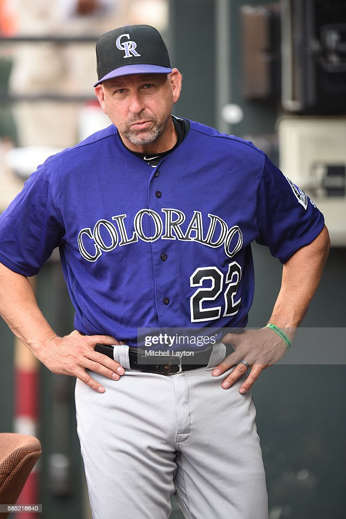 Colorado Rockies v Baltimore Orioles