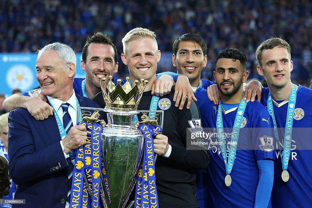 Leicester City v Everton - Premier League : News Photo