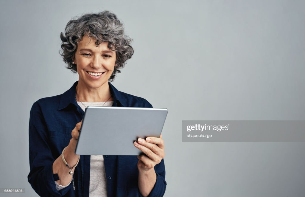 Managing daily life the smart way : Stock Photo
