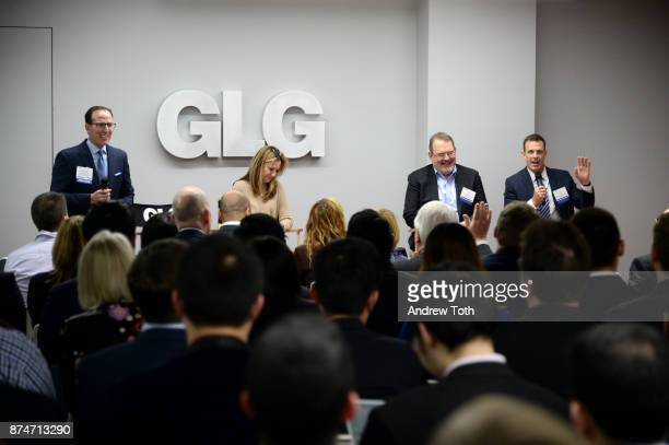 Managing Director and Head of Business Development at GLG Patrick Donegan Senior Vice President Global Controller Coach Inc Melinda Brown 3rd Chief...
