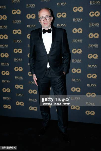 Managing Director at Hugo Boss Volker Herre attends the GQ Men of the Year Awards 2017 at Le Trianon on November 15 2017 in Paris France