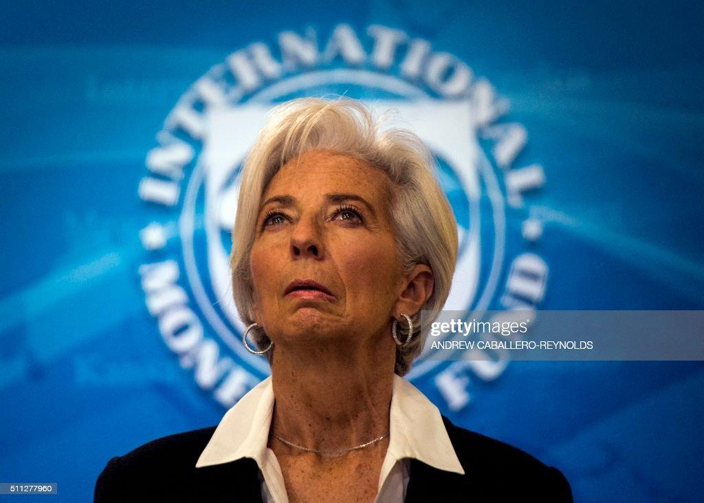 MANAGEMENT-US-IMF-ECONOMY : News Photo