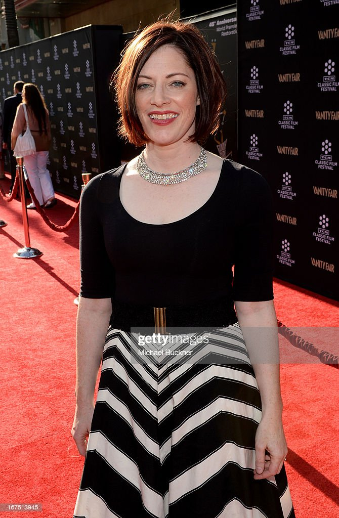 Managing Director Genevieve McGillicuddy attends the 'Funny Girl' screening during the 2013 TCM Classic Film Festival Opening Night at TCL Chinese Theatre on April 25, 2013 in Los Angeles, California. 23632_007_MB_0428.JPG